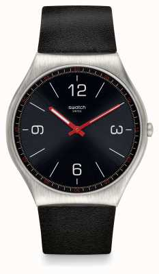 Swatch | Skin Irony 42 | Skinblack Watch | SS07S100