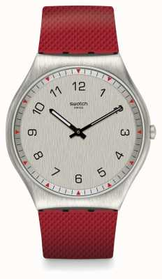 Swatch | Skin Irony 42 | Skinrouge Watch | SS07S105
