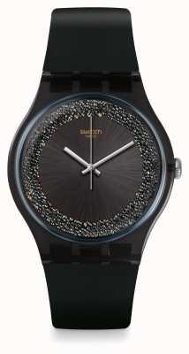 Swatch | New Gent | Darksparkles Watch | SUOB156