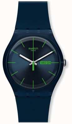 Swatch | New Gent | Blue Rebel Watch | SUON700