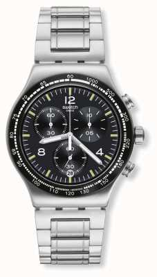 Swatch | New Irony Chrono | Night Flight Watch | YVS444G