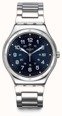 Swatch | Irony Big Classic | Blue Boat Watch | YWS420G