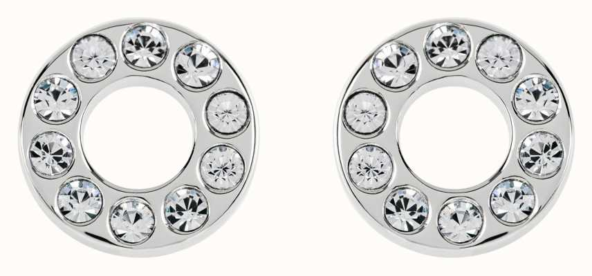 Radley Jewellery Radley Rocks | Silver Clear Stone Stud Earrings | RYJ1113
