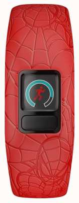 Garmin Vivofit Jr. 2, Spider-Man, Red 010-01909-16