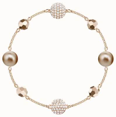 Swarovski Remix| Rose-Gold plated |Multi-coloured|L| Bracelet 5451040