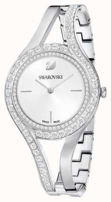 Swarovski | Eternal | Stainless Steel Bracelet | Crystal Set | White 5377545
