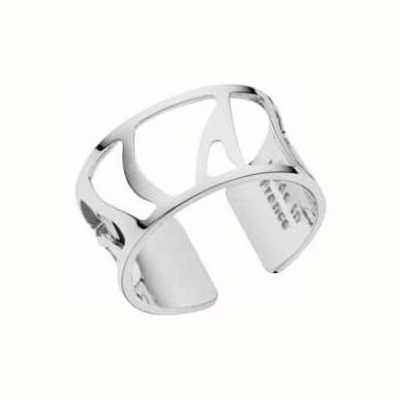 Les Georgettes 12mm Perroquet Silver Finish Ring (52) 70296031600052