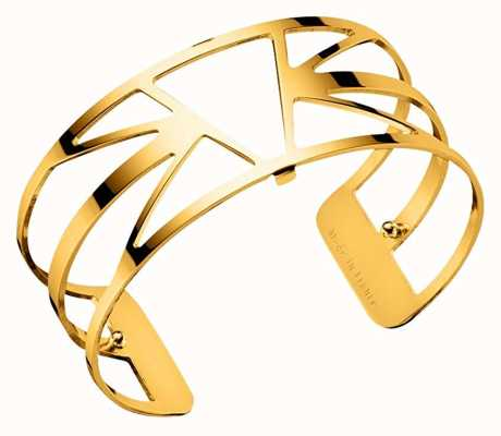 Les Georgettes 25mm Ibiza Gold Plated Bangle 70295950100000