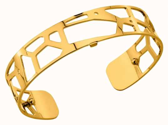 Les Georgettes 14mm Girafe Gold Plated Bangle 70261650100000