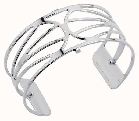 Les Georgettes 25mm Garden Silver Finish Bangle 70344321600000