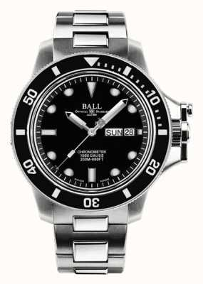 Ball Watch Company Men's Engineer Hydrocarbon | Original | Automatic EX-DISPLAY DM2118B-SCJ-BK EX-DISPLAY