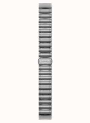 Garmin QuickFit 22 Watch Straps Hybrid Metal Bracelet 010-12738-20