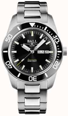 Ball Watch Company | Engineer Master II | Skindiver Heritage | DM3308A-SC-BK