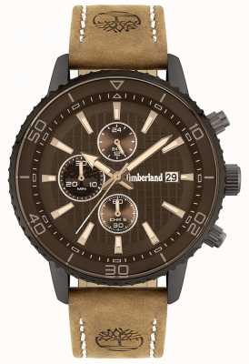 Timberland Outdoor Seeker | Tan Leather Strap | Brown Dial | 15952JYU/02