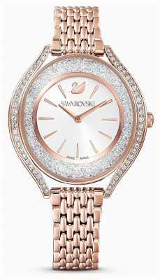 Swarovski | Womens | Crystalline Aura | Rose Gold Bracelet | 5519459