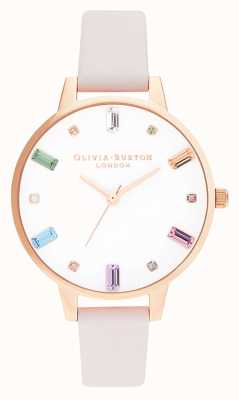 Olivia Burton | Womens | Rainbow Blossom | Rose Gold | OB16RB22