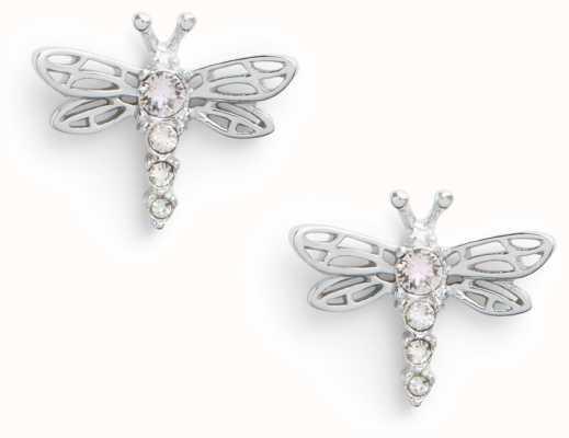 Olivia Burton | Dancing Dragonfly | Silver | Stud Earrings | OBJAME144