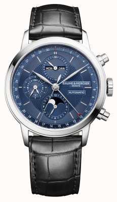 Baume & Mercier Classima | Complete Calendar | Automatic | Chronograph M0A10484