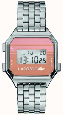 Lacoste Berlin | Digital Display | Stainless Steel 2020136