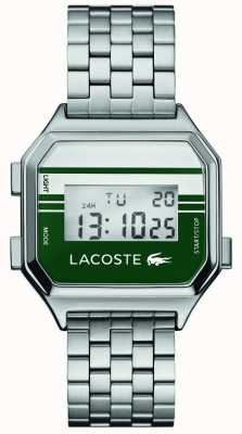 Lacoste Berlin | Digital Display | Stainless Steel Bracelet 2020137