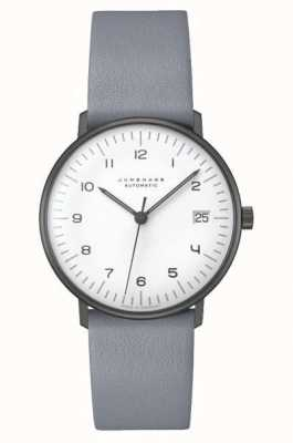 Junghans Max Bill Automatic | 34mm Black & White 027/4006.04