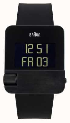 Braun Men's | Prestige | Digital | Black Rubber BN0106BKBKG