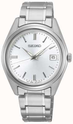 Seiko   Conceptual Gents Quartz    Stainless Steel Bracelet   SUR315P1