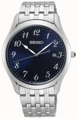 Seiko   Conceptual Gents Quartz   Stainless Steel Bracelet   SUR301P1