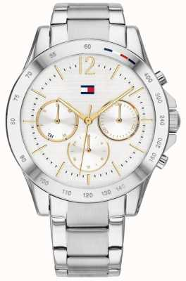 Tommy Hilfiger | Women's Haven | Stainless Steel Bracelet | White Dial | 1782194
