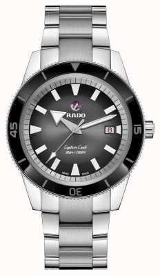 Rado XL 'Captain Cook' Automatic Black Dial R32105153
