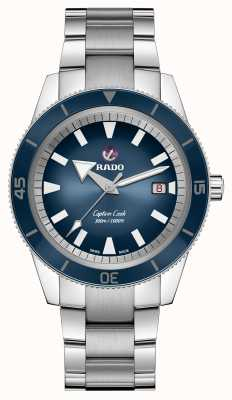 Rado XL 'Captain Cook' Automatic Blue R32105203