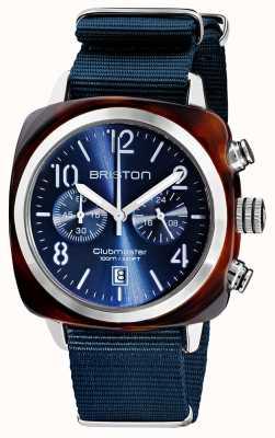 Briston Clubmaster Classic | Chronograph | 19140.SA.T.33.NMB
