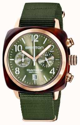 Briston Clubmaster Classic | Chronograph | 19140.PRA.T.26.NOL
