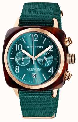 Briston Clubmaster Classic | Chronograph | 19140.PRA.T.27.NE