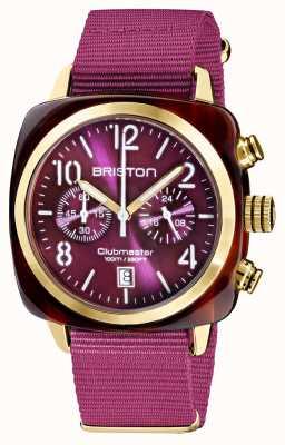 Briston Clubmaster Classic | Chronograph | 19140.PYA.T.32.NC
