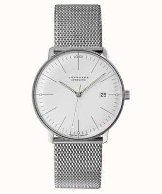Junghans Max Bill Automatic Sapphire Glass 027/4002.46
