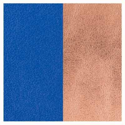 Les Georgettes 25mm Leather Insert | Royal Blue/Mermaid Pink 702755199DK000