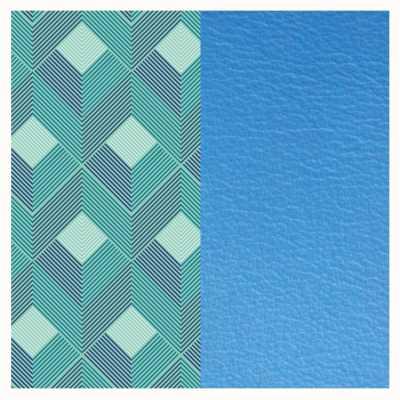 Les Georgettes 14mm Leather Insert | Rythm/Cornflower 702145899PJ000