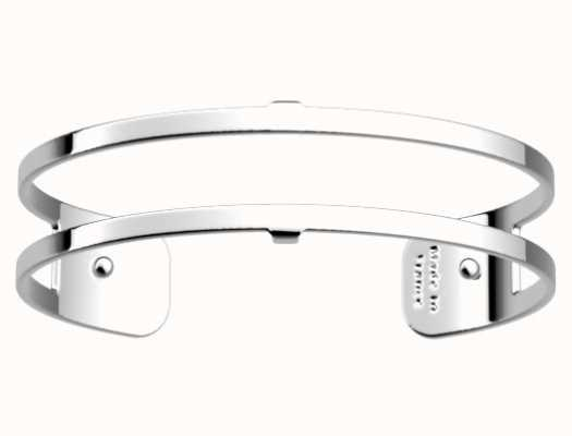 Les Georgettes 14mm Pure Silver Plated Bangle 70337481600000