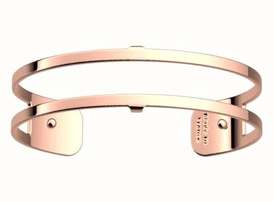 Les Georgettes 14mm Pure Rose Gold Plated Bangle 70337484000000