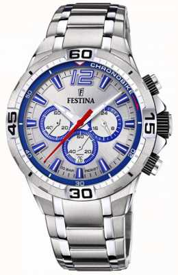 Festina Chrono Bike 2020 Sports Watch Blue F20522/1