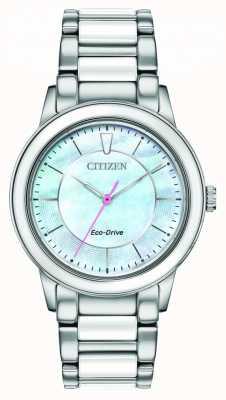 Citizen | Women's | Eco-Drive | Light Blue Dial EM0740-53D