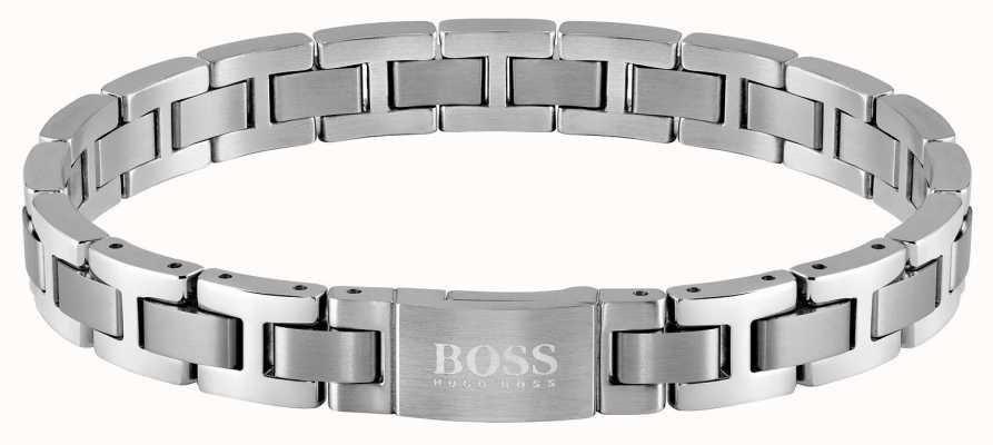 BOSS Jewellery Metal Link Essentials Bracelet 200mm 1580036