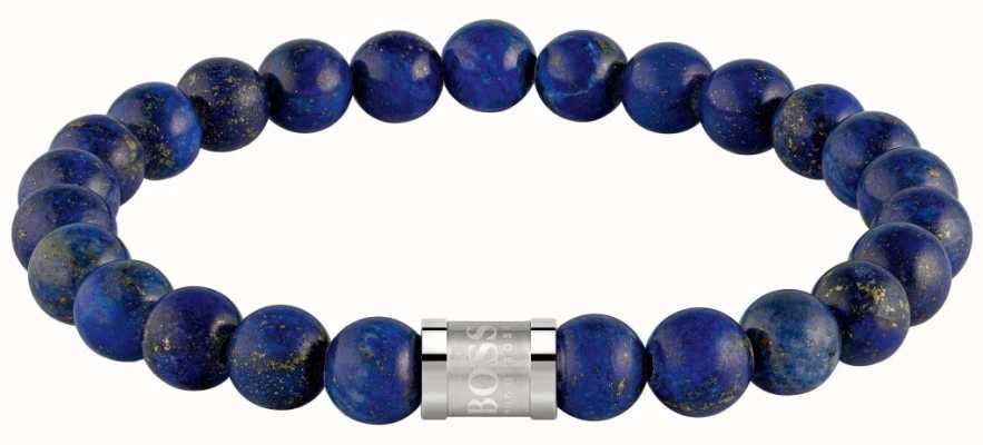 BOSS Jewellery Beads For Him Lapis blue 180mm 1580043M