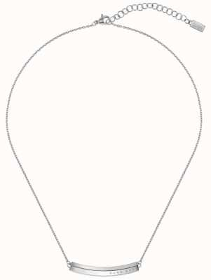 BOSS Jewellery Insignia Stainless Steel Necklace 1580018
