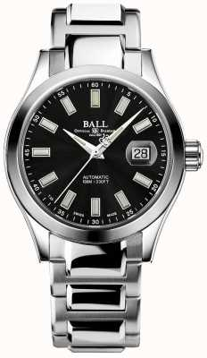 Ball Watch Company Mens | Engineer III | Marvelight | Stainless-steel |Black Dial NM2026C-S23J-BK