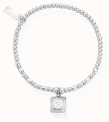ChloBo Sacred Sound Bracelet | Sterling Silver SBCR3022