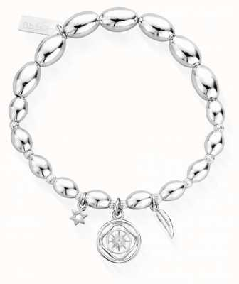 ChloBo The Freedom Bracelet   Sterling Silver SBLOP3008