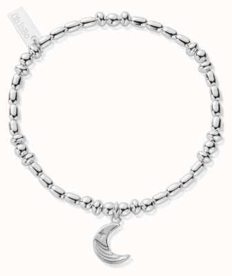 ChloBo Lunar Energy Bracelet   Sterling Silver SBLRD3048
