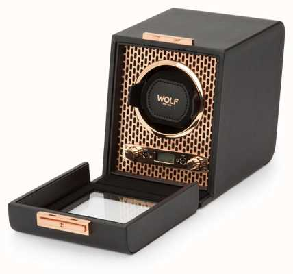 WOLF Axis Copper Single Watch Winder 469116